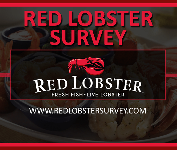 RedLobsterSurvey - Official Red Lobster® Customer Survey Win $1,000
