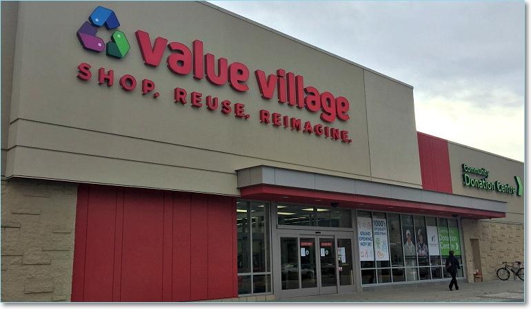 Steps to Complete the ValueVillageListens Survey