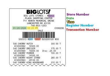 Steps to Complete the Big Lots Survey and Win $1000 Gift Card