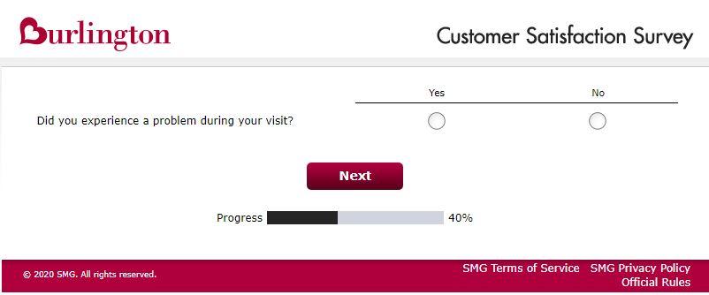 Burlington Feedback Customer Satisfaction 3