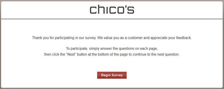Chicos-Survey