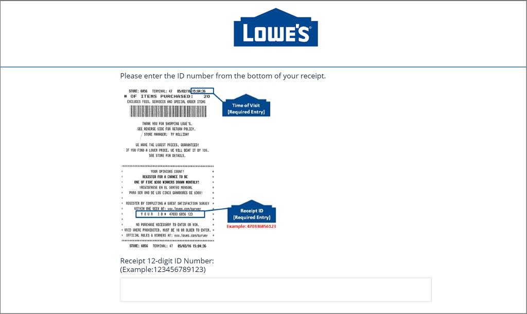 Lowes-Survey-1