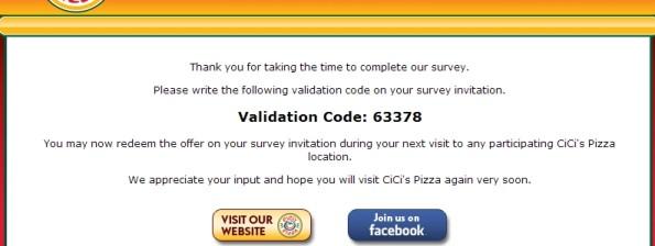 cicisvisit guest experience survey